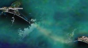 MISTERI Jambatan Adam Tenggelam Di Lautan.
